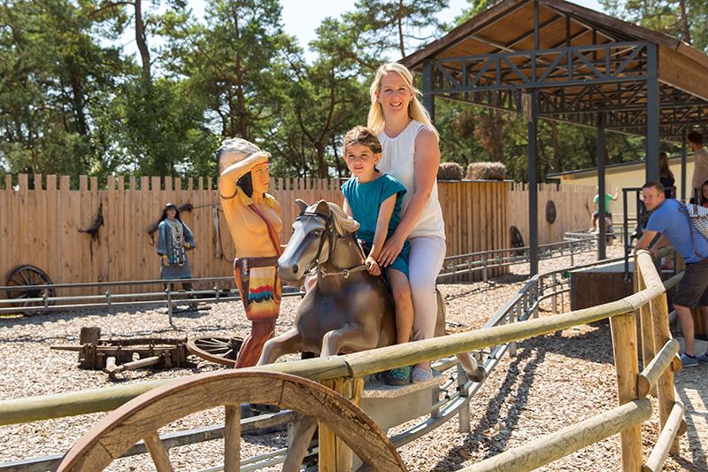 Pony Express Freizeitpark Eifelpark