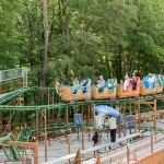 Familienachterbahn Eifelpark