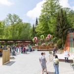 Eifelpark Tatzenplatz