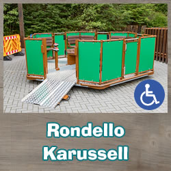 Carrousel Rondello sans obstacle