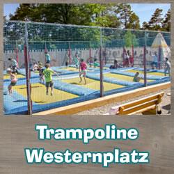 Trampoline Westernplatz