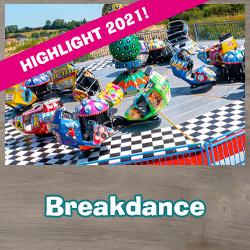Break Dance im Sommer 2021 im Eifelpark