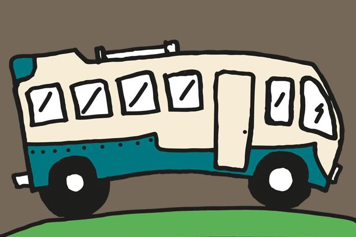 Bus Eifelpark Schulen und Kita