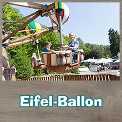 Family Carousel Eifel Ballon