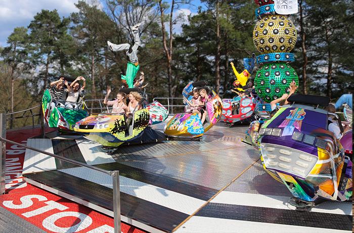 Neu im Eifelpark: Breakdance 2016
