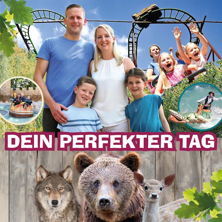Eifelpark Gondorf Tierpark Freizeitpark Wildgehege