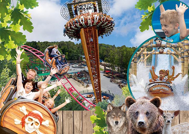 Erlebnispark Eifelpark Gondorf 2020