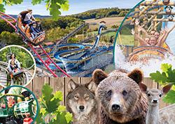 Eifelpark Jahresmotiv 2019 Querformat