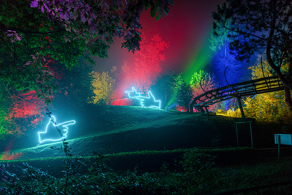 Eifelpark Leuchten 2021