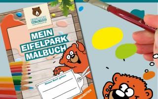 Eifelpark Malbuch