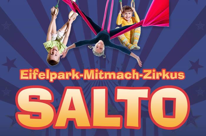 Eifelpark Mitmach Zirkus 2019