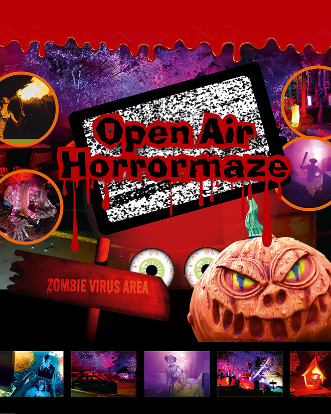 Eifelpark Halloween Open Air Horrormaze 2020
