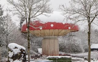 Eifelpark Winterimpressionen 2019