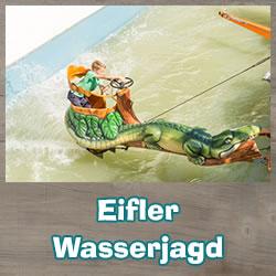 Wildwasser Rondell Eifler Wasserjagd