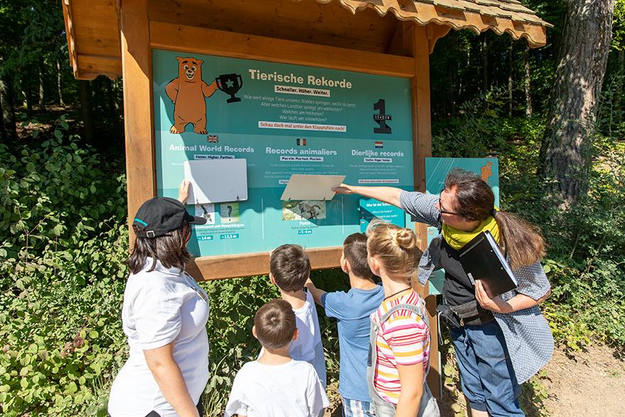 Erlebnislehrpfad Eifelpark rlp