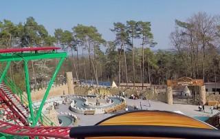 Eröffnung Achterbahn Eifelpark