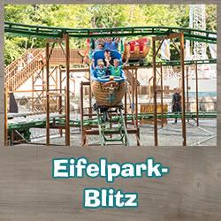 Familienachterbahn Eifelpark Blitz
