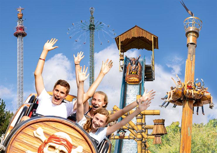 Freizeitpark Eifelpark Gondorf 2021