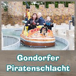 Kanalfahrt Gondorfer Piratenschlacht