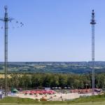 Neu: Graviator & Jules Verne Tower