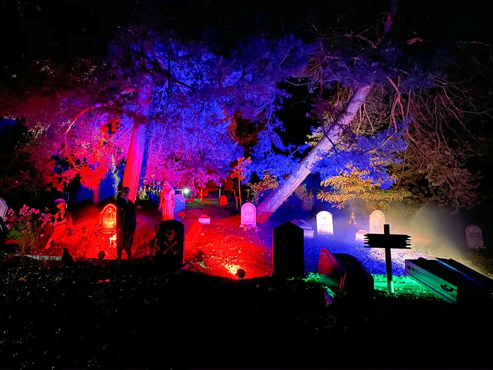 Halloween Open Air Horrormaze Eifelpark