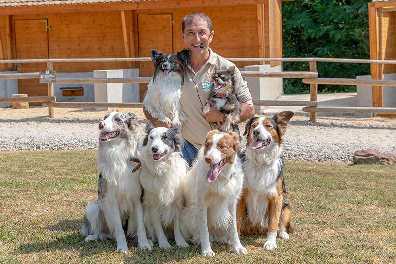 Eifelpark Hunde-Show 2019