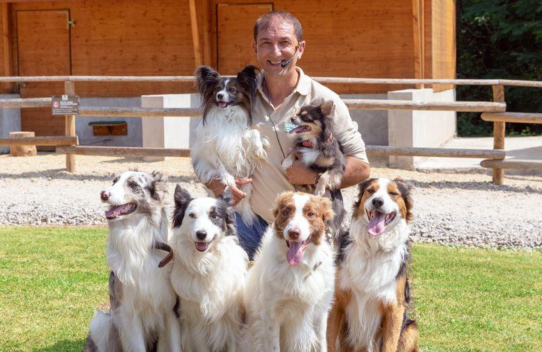Hunde-Show 2021 Eifelpark