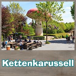 Kettenkarussell Eifelpark Gondorf