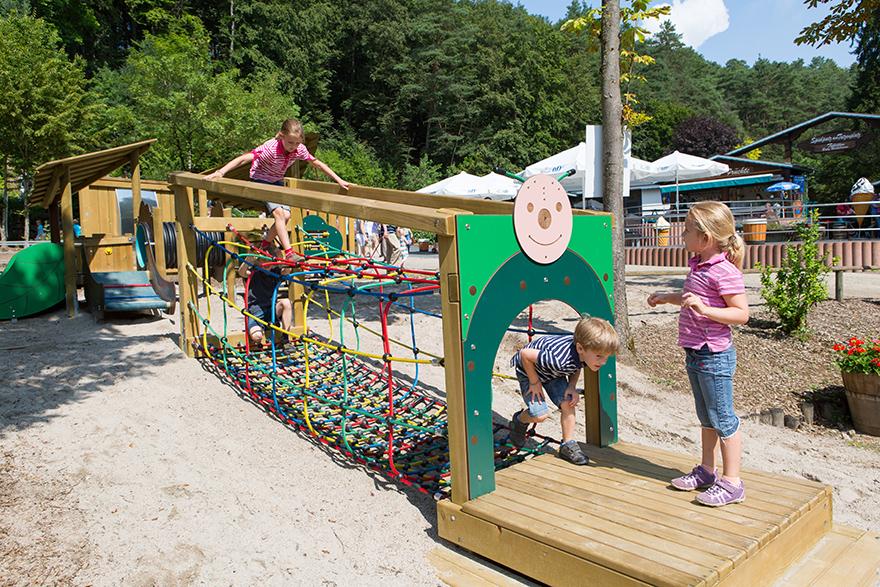 Kinder- und Kleinkinder Spielplatz