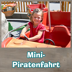 Mini-piratentocht