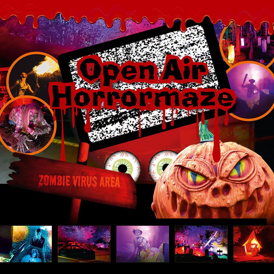 Halloween Scare Zone