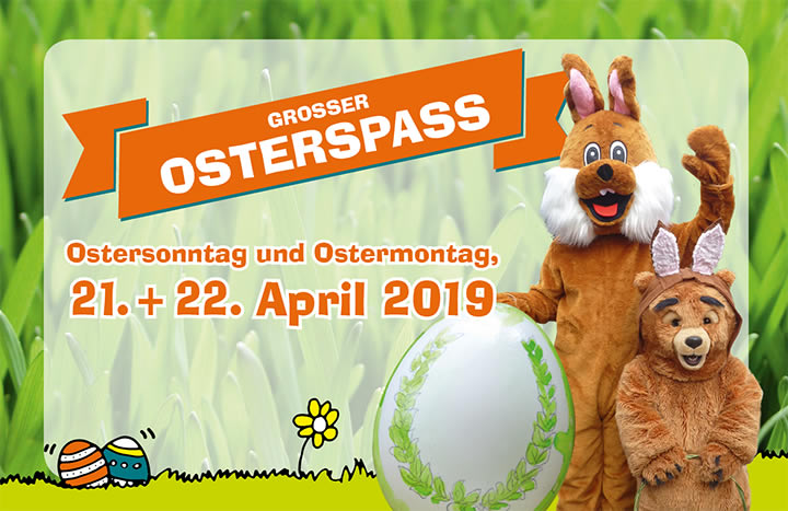 Ostern Ausflug mit Kindern 2019