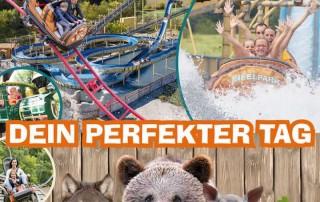 Urlaubstipp Freizeitpark: Sommerferien Ausflug 2019 eifel / rlp / nrw