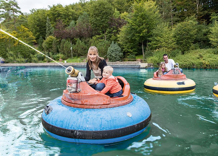 Wasser Scooter Eifelpark