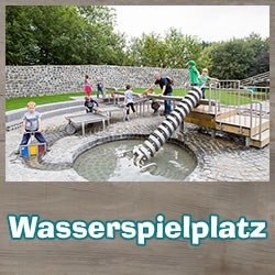Water Playground Themepark Germany
