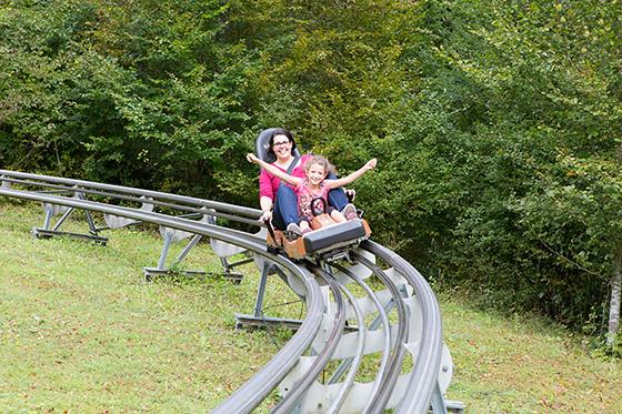 Sommerrodelbahn Eifel Coaster