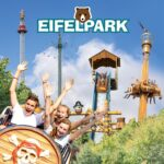 Excursion destination amusement park Eifelpark Germany 2021