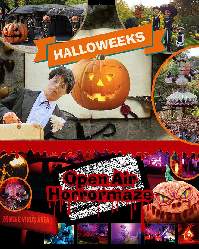 Halloween Germany Eifel Eifelpark 2020