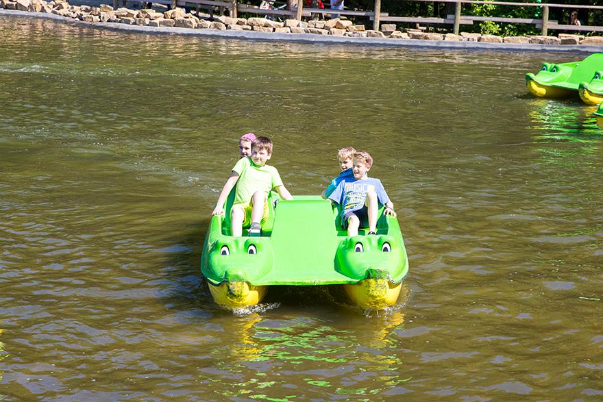 Pedal Boat Eifelpark