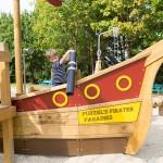 Playground family park Germany Eifel