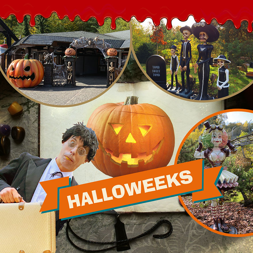 halloween parc d'attractions allemagne 2020
