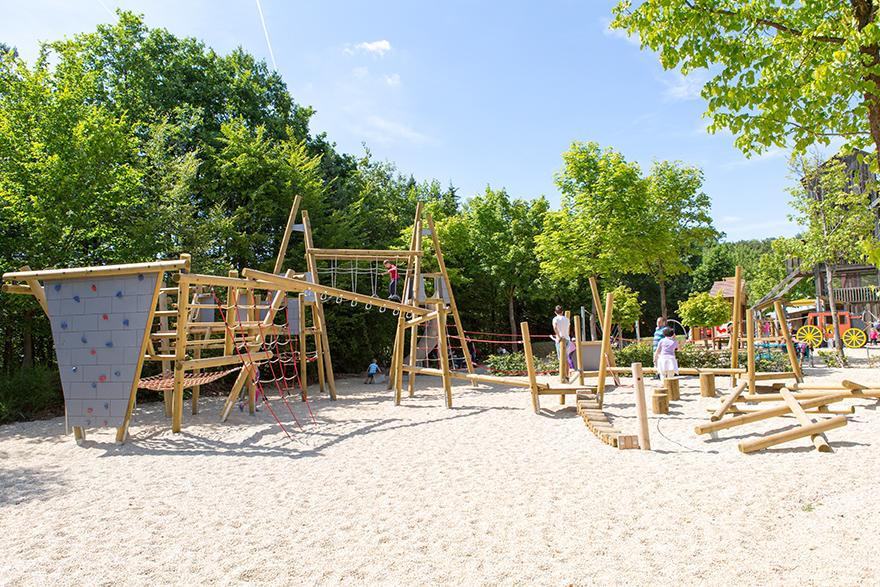 Klettergarten Spielplatz Eifelpark