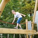 Aire de jeux d'escalade pour enfants Allemagne