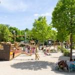 Aire de jeux parc familial Allemagne Eifel