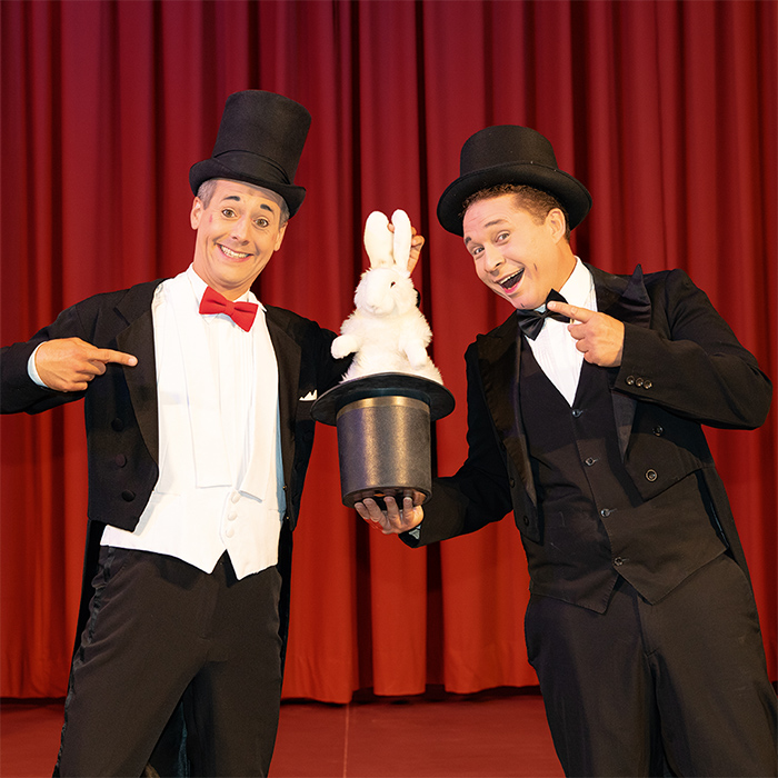 Eifelpark Comedy Magic Show 2019