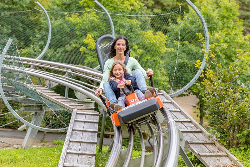 Zomer Rodelbaan Eifel-Coaster