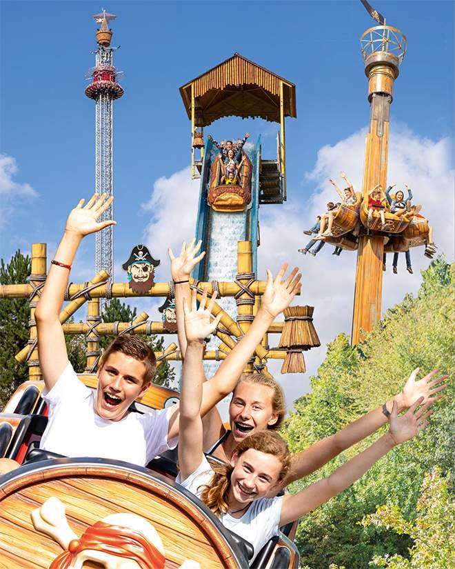 Een leuk pretpark voor een korte vakantie in Duitsland in de Eifel. Het Eifelpark is uw bestemming 2021!
