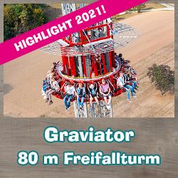 Graviator   Vrije val toren
