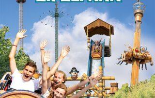 Parc d'attractions de destination d'excursion Eifelpark Allemagne 2021